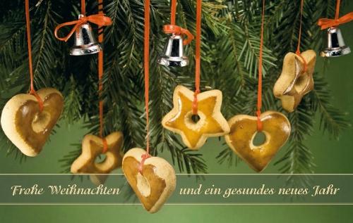 Frohe Weihnachten Und Ein Gutes Neues Jahr 2013 Seite 1